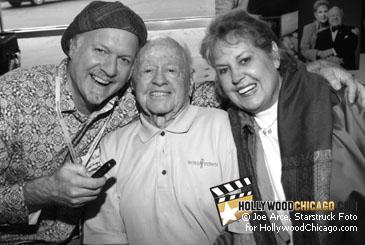 Patrick McDonald, Mickey Rooney, Jan Rooney, October 17, 2009
