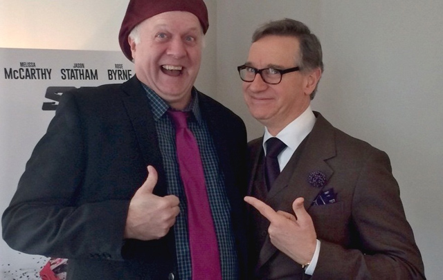 Patrick McDonald, Paul Feig