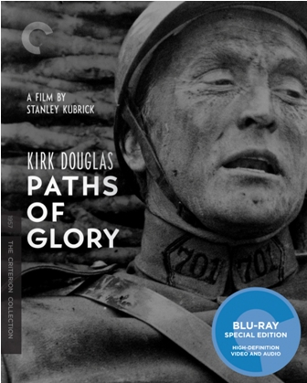 Paths of Glory was released on Blu-ray and DVD on October 26th, 2010