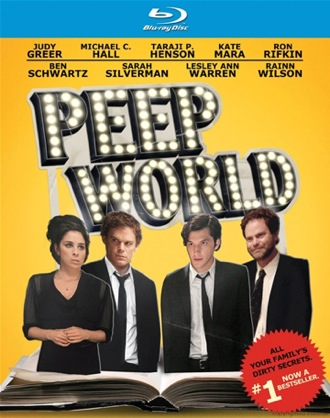 Peep World was released on Blu-Ray and DVD on July 19, 2011.
