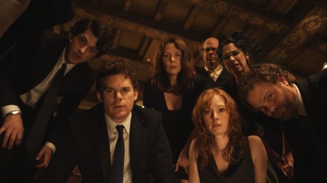 Ben Schwartz, Michael C. Hall, Lesley Ann Warren, Alicia Witt, Stephen Tobolowsky, Sarah Silverman and Rainn Wilson star in Barry W. Blaustein's Peep World.