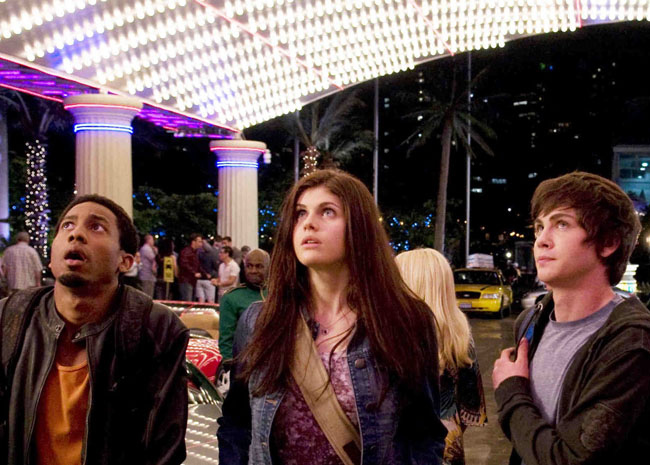 Film Review Of Percy Jackson The Olympians The Lightning Thief