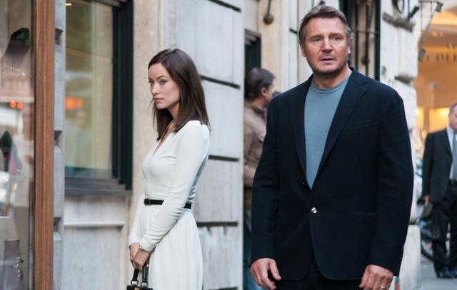 Olivia Wilde, Liam Neeson