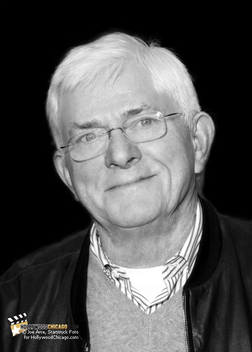 That Guy: Phil Donahue at Borders Oakbrook, October 26th, 2010