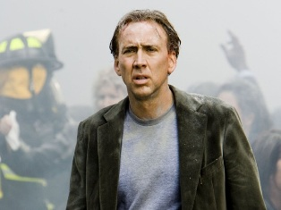Nicolas Cage in Knowing.