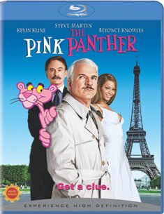 Pink Panther was released by Sony Pictures Home Video on January 20th, 2009.