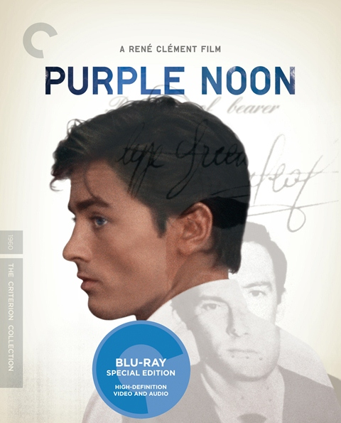 Purple Noon was released on Criterion Blu-ray and DVD on December 4, 2012