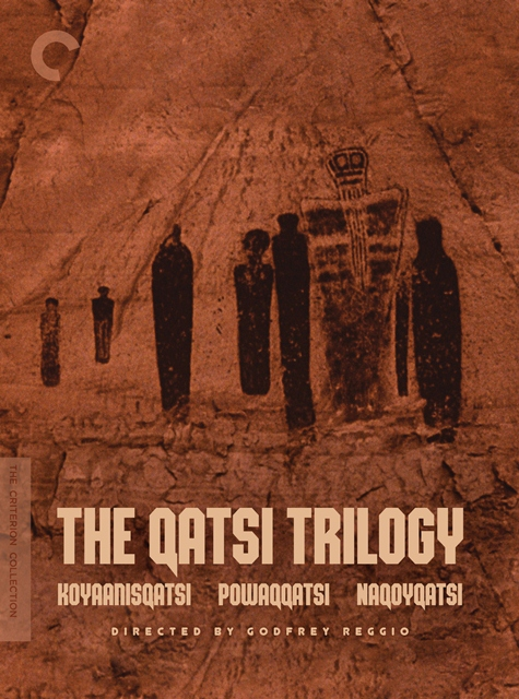 The Qatsi Trilogy was released on Criterion Blu-ray and DVD on December 11, 2012