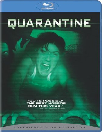 Quarantine was released by Sony on February 17th, 2009.