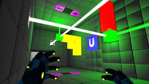 Q.U.B.E. Director's Cut on PlayStation 4, PlayStation 3, and Xbox One