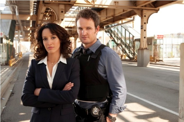 Ride-Along on FOX with Jennifer Beals and Jason Clarke