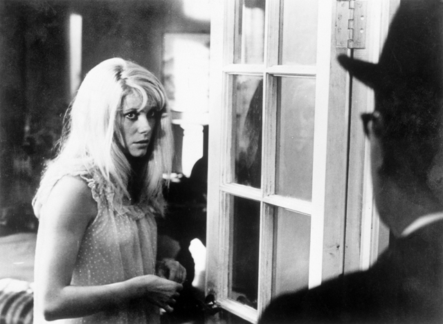Repulsion was released on Blu-Ray on July 28th, 2009.