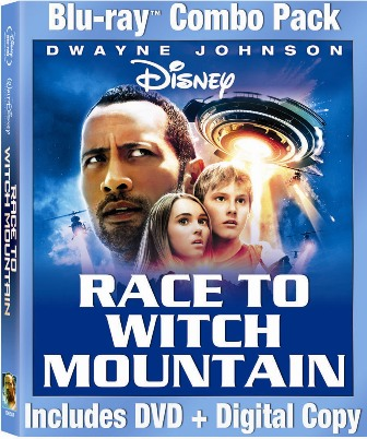 Race to Witch Mountain was released on Blu-Ray on August 4th, 2009.