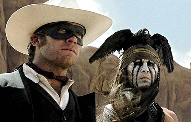 Armie Hammer, Johnny Depp
