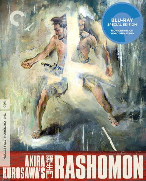 Rashomon was released on Criterion Blu-ray and DVD on November 6, 2012