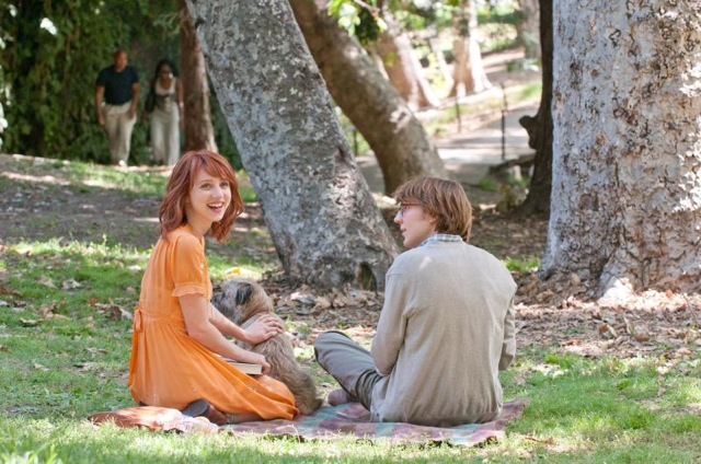 Zoe Kazan and Paul Dano star in Jonathan Dayton and Valerie Faris's Ruby Sparks.