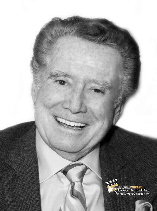 Regis Philbin in Naperville, December 1st, 2011