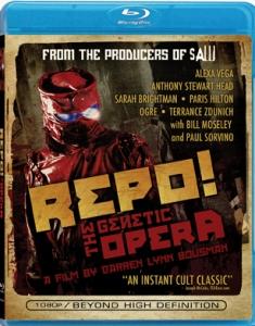 Repo: The Genetic Opera Blu-Ray