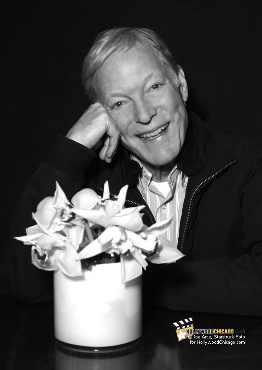 A Florid Life: Richard Chamberlain in Chicago, March 13, 2010