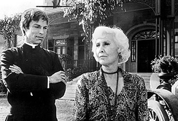 The King of the Miniseries, Richard Chamberlain with<br />  Barbara Stanwyck in 'The Thorn Birds'