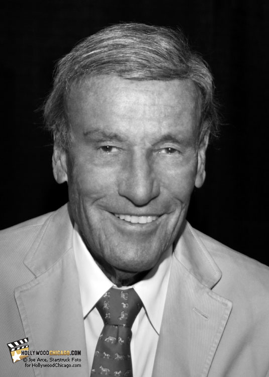 John Anderson (actor) Richard Anderson at the Wizard