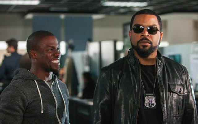 Kevin Hart, Ice Cube