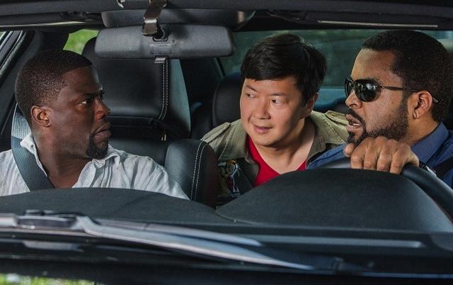 Kevin Hart, Ice Cube, Ken Jeong