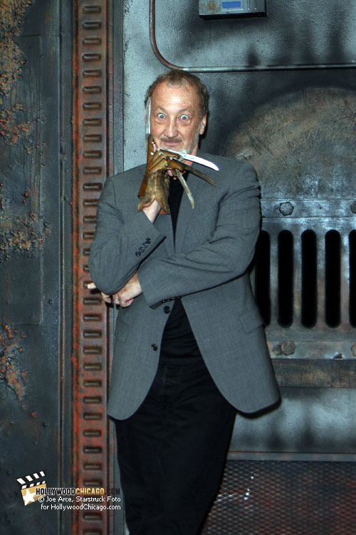 Chiller: Robert Englund at Flashback Weekend, August 12, 2011
