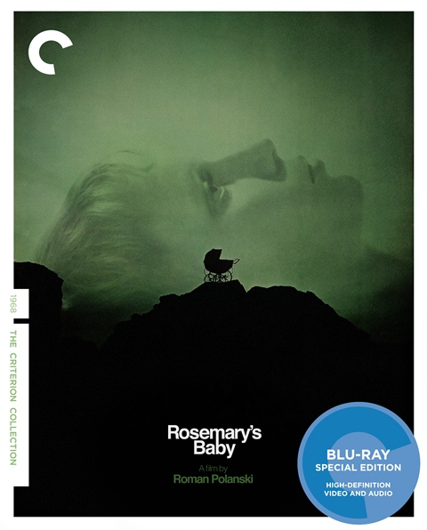 Rosemary's Baby was released on Criterion Blu-ray and DVD on October 30, 2012