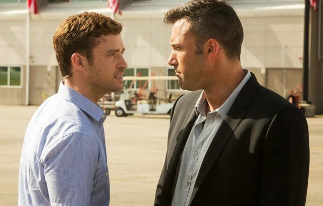 Justin Timberlake, Ben Affleck