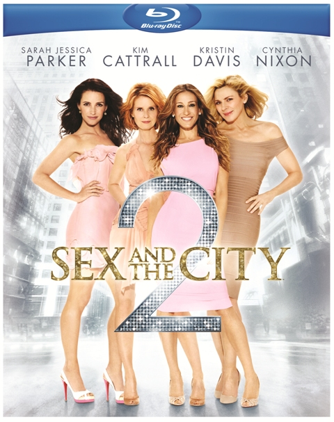 Sex and the City 2 was released on Blu-ray and DVD on October 26th, 2010