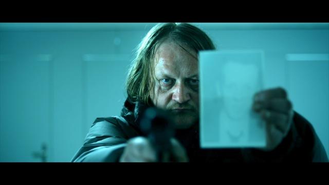 Jürgen Rißmann stars in Tomasz Thomson's Snowman's Land.