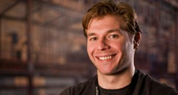 Director Adam Gacka of 'Sadermania'