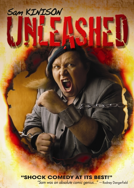 Sam Kinison: Unleashed was released by Mill Creek Entertainment on January 27th, 2009.