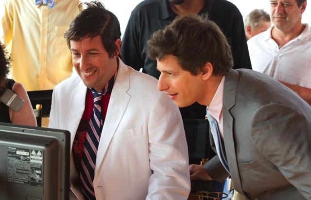 Adam Sandler, Andy Samberg