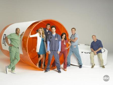 Scrubs: Season Eight debuts on ABC on January 6th, 2009.