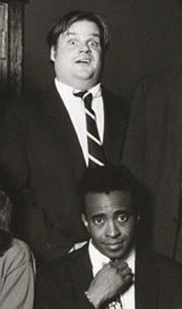 Tim Meadows, Chris Farley