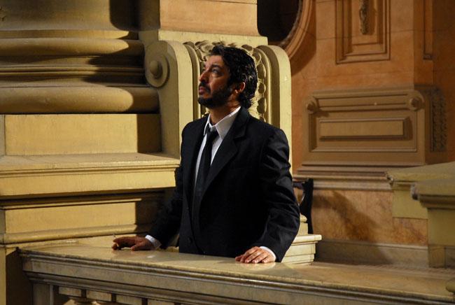 "Justice in Argentina: Benjamin (Ricardo Darín) Contemplates His Trials in ""The Secret in Their Eyes'"