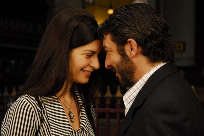 "Lawyers in Love: Soledad Villamil  and Ricardo Darín in ""The Secret in Their Eyes'"