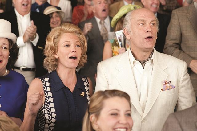 Diane Lane and John Malkovich star in Randall Wallace's Secretariat.