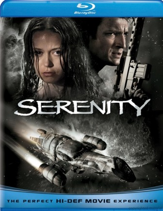 Serenity was released by Universal Home Video on December 30th, 2008.