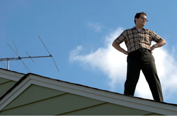 He's the Top: Michael Stuhlbarg in 'A Serious Man'