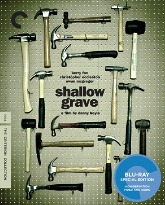 Shallow Grave was released on Criterion Blu-ray and DVD on June 12, 2012