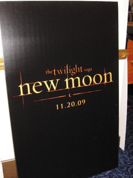 The Twilight Saga's New Moon