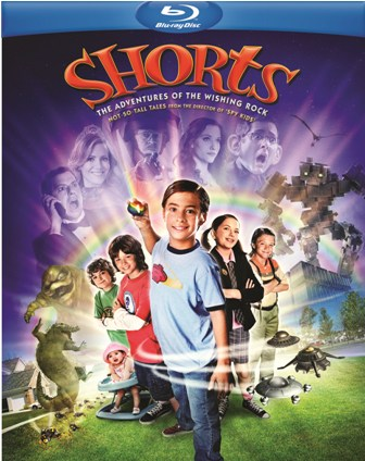 Shorts was released on Blu-Ray and DVD on November 24th, 2009.