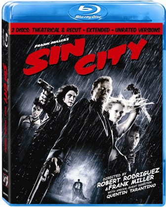 Sin City was released on Blu-Ray on April 21st, 2009.