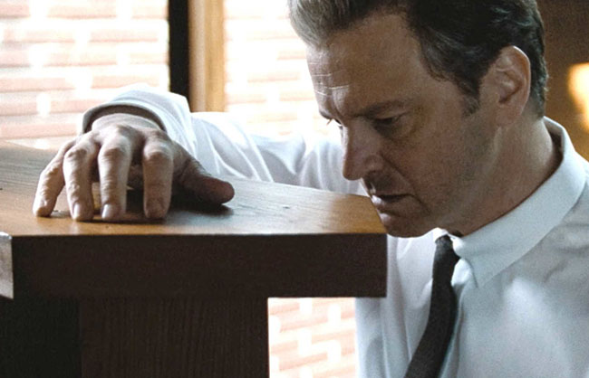 Life Without Him: Colin Firth as George in 'A Single Man'