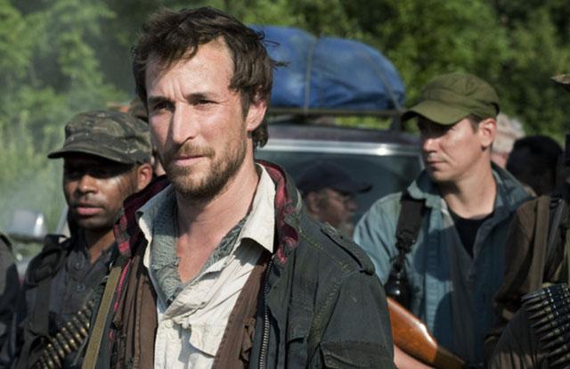 The Leader: Noah Wyle in 'Falling Skies'
