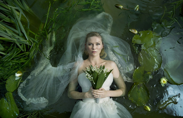 Kirsten Dunst in 'Melancholia,' Featured at the 'Cinema Slapdown'