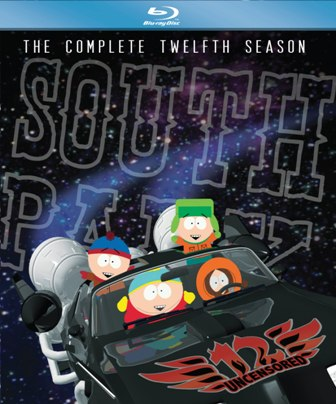 South Park: The Complete Twelfth Season was released on Blu-Ray on March 10th, 2009.